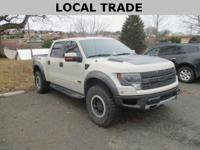 F150... SVT Raptor... SuperCrew... 6.2 V8... 6-Speed
