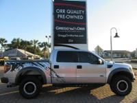Options:  2013 Ford F-150 Svt Raptor|Miles: 35908Color: