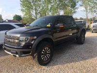 CERTIFIED RAPTOR!!! LOCAL TRADE!! LOW MILES!! LOADED