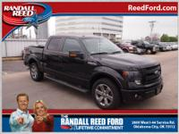 Have we got the pickup for you! This 2013 F-150 runs on