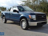 You're looking at a 2013 Ford F-150 XL in Car