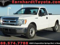 We are happy to offer you this 2013 Ford F-150 XL which