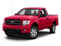 Come see this 2013 Ford F-150 XL. Its Automatic