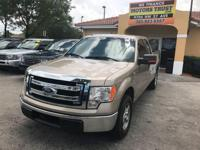 Options:  2013 Ford F-150 Xlt 4X2 4Dr Supercab