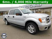 2013 Ford F-150 XLT! ** ACCIDENT FREE CARFAX HISTORY