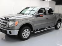 2013 Ford F-150 with Texas Edition Package,XLT Chrome