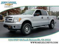 WAS $24,840, EPA 23 MPG Hwy/17 MPG City! XLT trim.