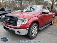 Recent Arrival! CARFAX One-Owner. Red 2013 Ford F-150
