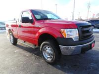 The used 2013 Ford F-150 in Alliance, OH is priced to
