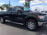 2013 Ford F-150 XLT Tuxedo Black Metallic Clean CARFAX.