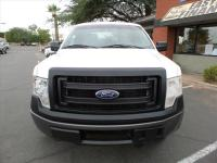 Options:  2013 Ford F-150 Xl|White|4 Wheel Drive|Crew