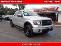 Beautiful 2013 Ford F150. Clean engine that runs smooth