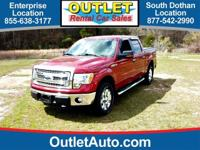 This 2013 Ford F-150 XL is proudly offered by Outlet