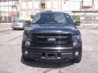 **1 OWNER**, **FX4**, and **150 PT INSPECTION**. 4WD,