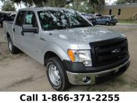 2013 Ford F-150 XL Features: Microsoft SYNC - Keyless
