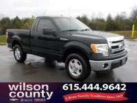 2013 Ford F-150 XLT 3.7L V6 FFV Green CARFAX One-Owner.