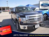 Look at this 2013 Ford F-150 XLT. Its Automatic