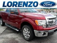 Options:  2013 Ford F-150 Xlt|Race Red/|V6 3.5L