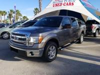 Clean CARFAX. 2013 Ford F-150 XLT RWD 6-Speed Automatic