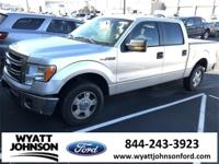 CARFAX One-Owner. Ingot Silver Metallic 2013 Ford F-150
