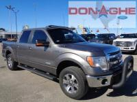 Sterling Gray Metallic 2013 Ford F-150 XLT RWD 6-Speed