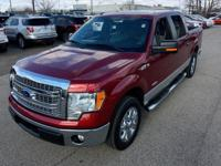 2013 Ford F-150 ***THIS VEHICLE IS AT OXMOOR FORD,