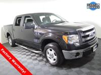 2013 Ford F150 4X2 XLT Super Crew with a 3.7L V6
