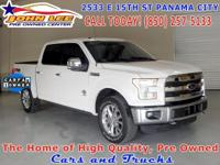 This superb-looking 2013 Ford F-150 is the rare family
