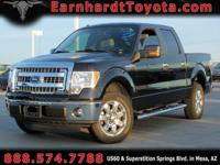 We are happy to offer you this 2013 Ford F150 XLT which