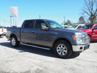 You'll love the look and feel of this 2013 Ford F-150