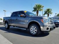 Check out this 2013 Ford F-150 XLT. Its Automatic