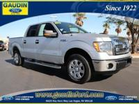 **Ford Certified** This 2013 F-150 has been Ford