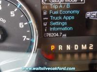 Clean CARFAX. 2013 Ford F-150 XLT 5.0L V8 FFV Blue