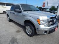 2013 Ford F-150 XLT Silver 2013 Ford F-150 XLT In