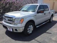 2013 Ford F-150 XLT SuperCrew * Rear Wheel Drive * 3.5L