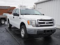 Options:  2013 Ford F-150 Xlt|4X4 Xlt 4Dr Supercab