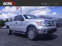 2013 F-150, 54,072 miles, options include:  Chrome