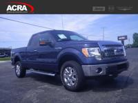 2013 F-150, 31,705 miles, options include: a Trailer