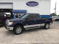 Options:  2013 Ford F-150 Xlt|Blue Jeans Metallic|**One