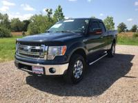 CERTIFIED F-150!! Local Trade!! Low Miles!! NICE!!