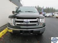 Options:  2013 Ford F150 Xlt|Miles: 17535|Color: Drk