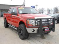 This 2013 Ford F-150 XLT is proudly offered by