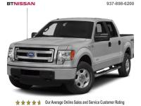 One Owner, Clean Vehicle History Report, F-150 XLT, 4D