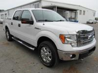 Discerning drivers will appreciate the 2013 Ford F-150!