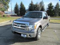 Take command of the road in the 2013 Ford F-150! This