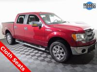 2013 Ford F-150 XLT 4X4 Super Crew with a 5.0L V8