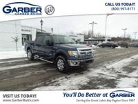 2013 Ford F-150 XLT! Featuring a 3.5L V6 and only