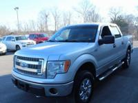 F-150 XLT, 4D SuperCrew, 5.0L V8 FFV, 6-Speed Automatic