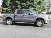 Options:  2013 Ford F-150 Xlt|Gray/Steel Gray|V6 3.5L