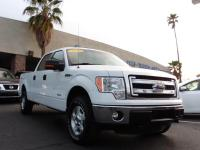 Options:  2013 Ford F-150 4Wd Supercrew 145